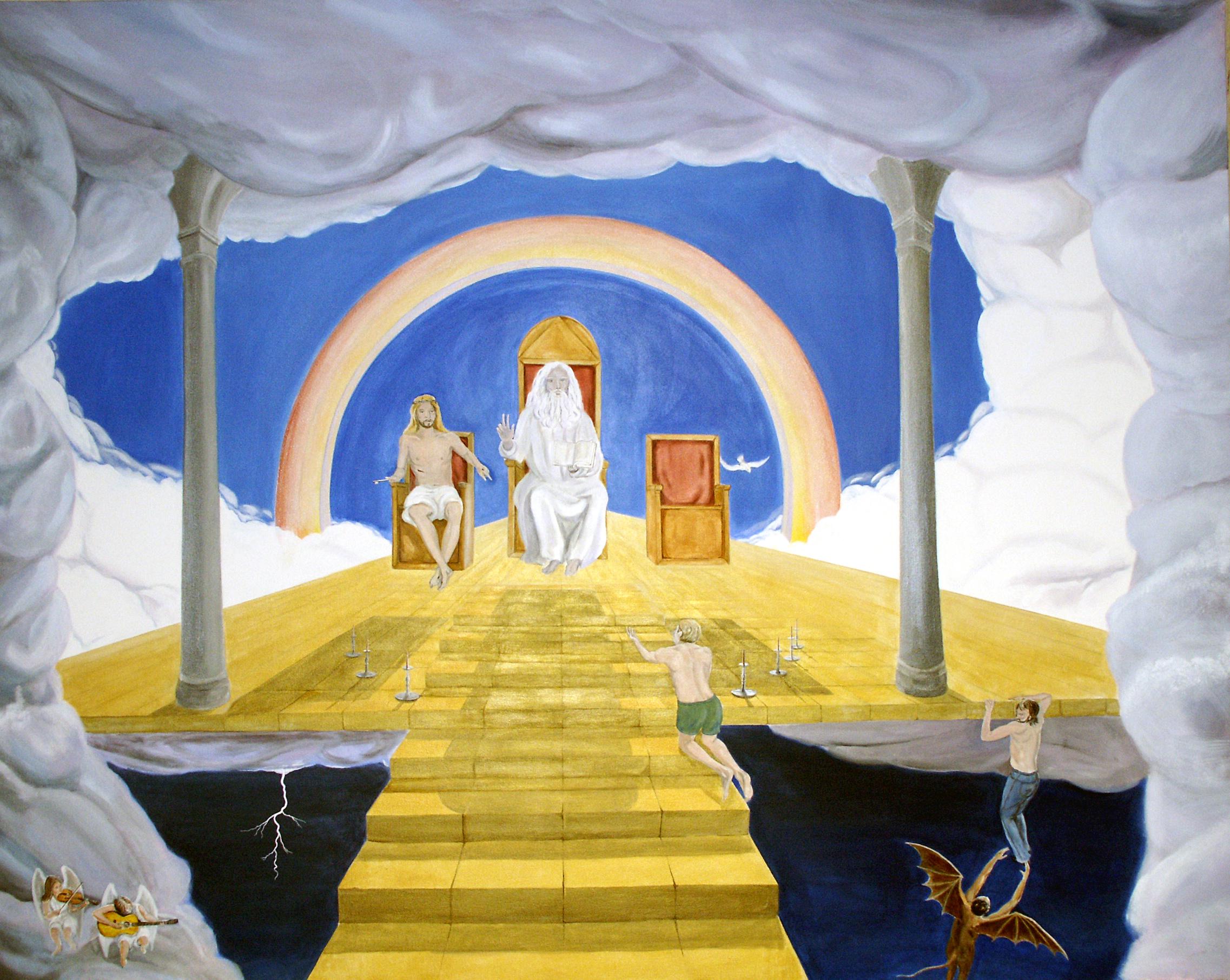 Heaven Matteson Art