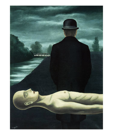 the works of magritte essay Rick poynor | essays man in a bowler: illustration after magritte  and partly  because the work influenced by magritte tends to be illustration.