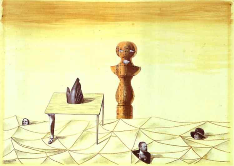 Rene Magritte 1898 1967 Carolus Chess
