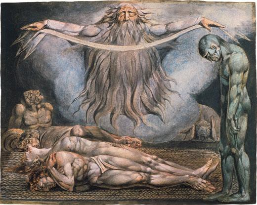 william blake poems. history of both poetry and